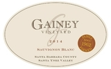 Gainey Sauvignon Blanc 2014