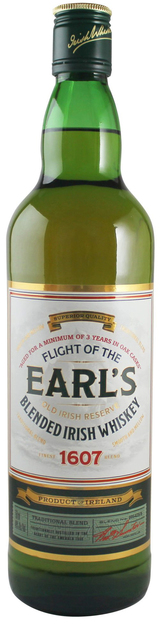 Flight of the Earl's Blended Irish Whisky