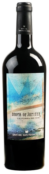 Save Me, San Francisco Drops of Jupiter California Red 2014