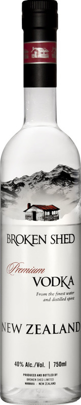 Broken Shed Vodka