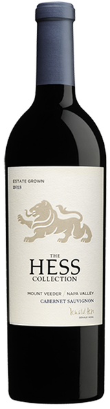 Hess Collection Mt. Veeder Cabernet Sauvignon 2013