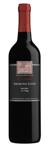 Smoking Loon El Carancho Malbec 2015