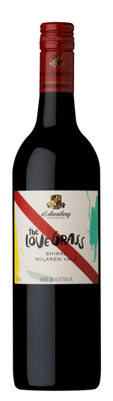 d'Arenberg The Love Grass Shiraz 2013