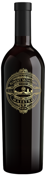 Robert Mondavi Maestro Red Blend 2014