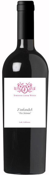 Tortoise Creek The Chelonian Zinfandel