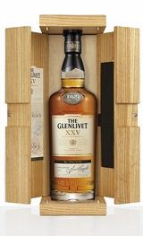 The Glenlivet XXV Single Malt Scotch Whisky 25 year old
