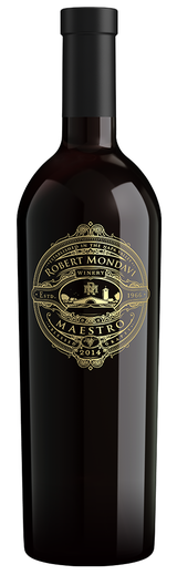 Robert Mondavi Maestro 50th Anniversary Red Blend 2014