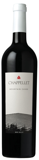 Chappellet Mountain Cuvee 2015