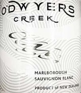 O'Dwyers Creek Sauvignon Blanc 2016