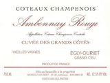 Egly-Ouriet Ambonnay Rouge 2014