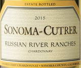 Sonoma Cutrer Russian River Ranches Chardonnay 2015