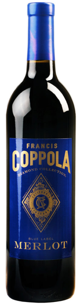Francis Ford Coppola Diamond Series Blue Label Merlot