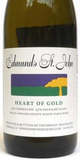 Edmunds St. John Heart Of Gold 2015