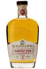 WhistlePig Farmstock Rye Whiskey
