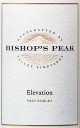 Bishop's Peak Elevation 2013