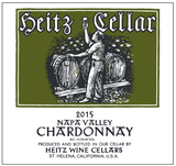 Heitz Cellar Napa Valley Chardonnay 2015