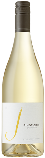 J Vineyards & Winery California Pinot Gris 2016