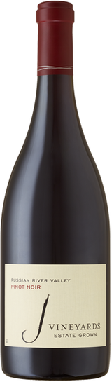 J Vineyards & Winery Russian River Valley Pinot Noir 2015