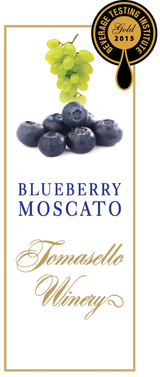 Tomasello Blueberry Moscato