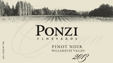 Ponzi Vineyards Pinot Noir 2013