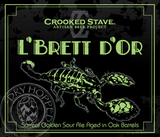 Crooked Stave L'brett D'or Dry Hop