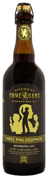 Brewery Ommegang Three Philosophers Quadrupel