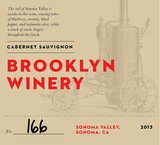 Brooklyn Winery Cabernet Sauvignon 2013