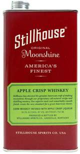 Stillhouse Distillery Apple Crisp Moonshine