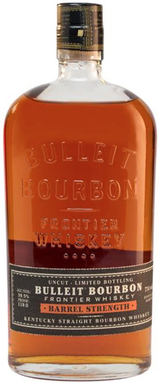 Bulleit Frontier Barrel Strength Kentucky Straight Bourbon Whiskey