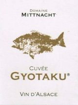Domaine Mittnacht Freres Cuvée Gyotaku 2015