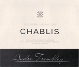 André Tremblay Les Pierres Blanches Chablis 2015