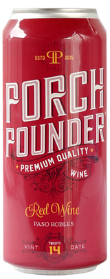 Porch Pounder Red Blend