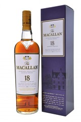 Macallan Single Highland Malt Scotch Whisky 18 year old Triple Cask  18 year old