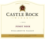 Castle Rock Willamette Valley Pinot Noir 2015