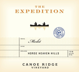 Canoe Ridge Expedition Merlot 2015