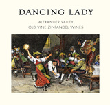 Dancing Lady Old Vine Zinfandel 2011