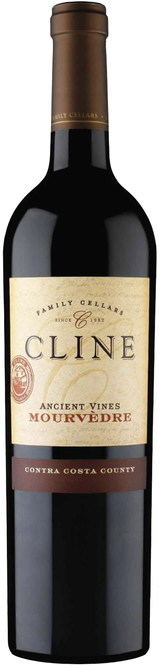 Cline Ancient Vines Mourvedre 2015