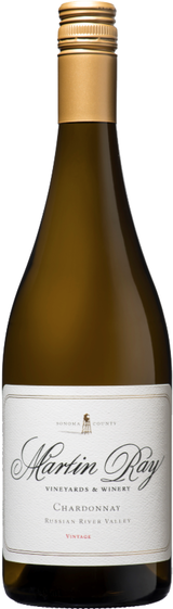 Martin Ray Russian River Valley Chardonnay 2016