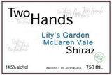Two Hands Lily's Garden Shiraz 2015