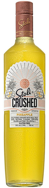 Stolichnaya Stoli Crushed Pineapple Vodka