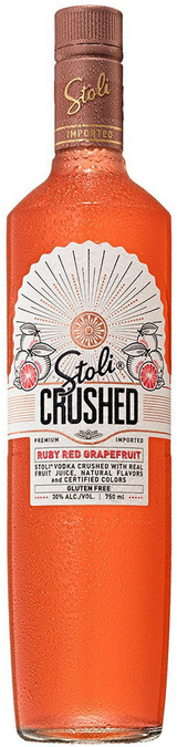 Stolichnaya Stoli Crushed Ruby Red Grapefruit Vodka