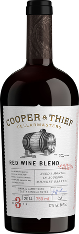 Cooper & Thief Cellarmasters Red Wine Blend 2014