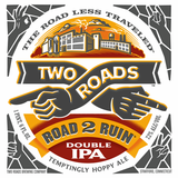 Two Roads Brewing Company Road 2 Ruin Double IPA