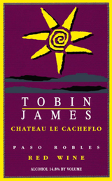 Tobin James Chateau Le Cacheflo 2013