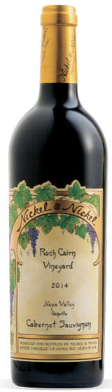 Nickel & Nickel Rock Cairn Vineyard Cabernet Sauvignon 2014