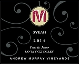 Andrew Murray Tous les Jours Syrah 2014