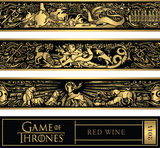 Game of Thrones Wines Red 2014