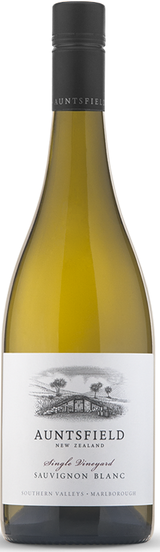Auntsfield Single Vineyard Sauvignon Blanc 2016