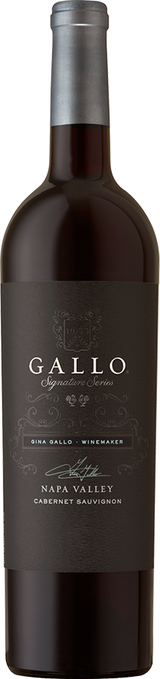 Gallo Family Vineyards Signature Series Cabernet Sauvignon 2014