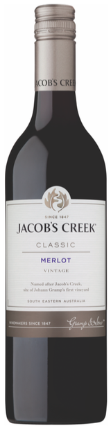 Jacob's Creek Merlot 2016
